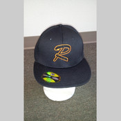 Tiger Wear Black R Cap