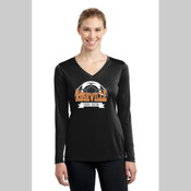 Roseville High School Soccer Long Sleeve Performance Shirt