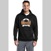 Roseville High School Soccer Performance Hoodie