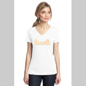Tiger Wear Ladies Customizable Rhinetone T